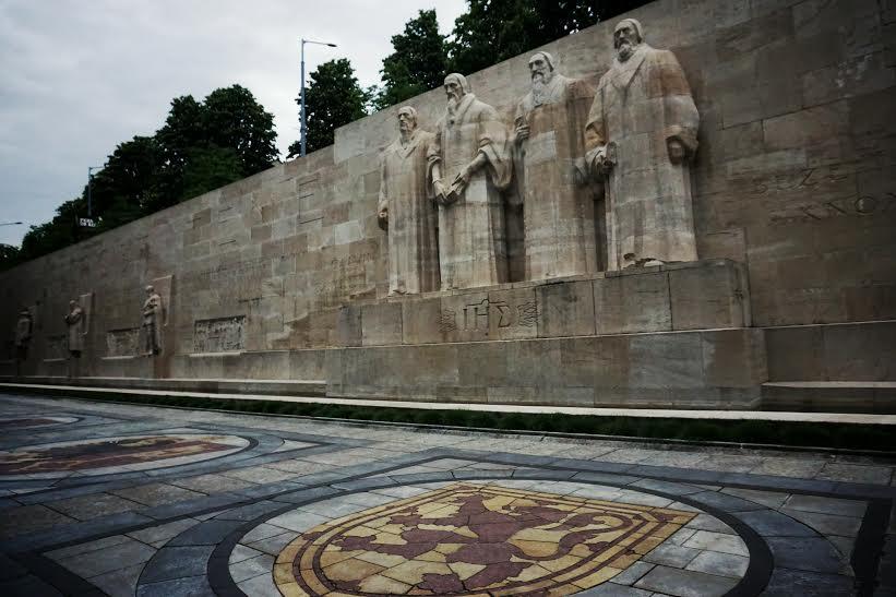 mur des réformateurs 2