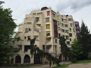 Immeuble de Schtroumpfs Genève