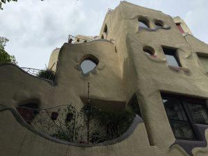 Immeuble des Schtroumpfs Genève