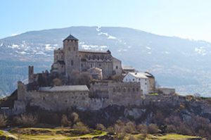 Basilique de Valère, Sion