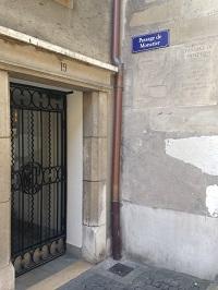Passage de Monetier - Genève