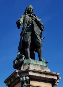 Statue Marquis de Tourny Bordeaux