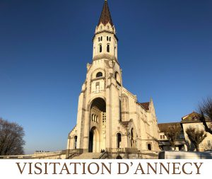 visitation d'annecy