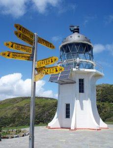 Cape Reinga, pointe nord de la Nouvelle-Zélande