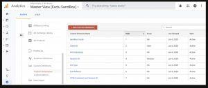 Ted Beaubrun Genève - Optimisation Google Analytics