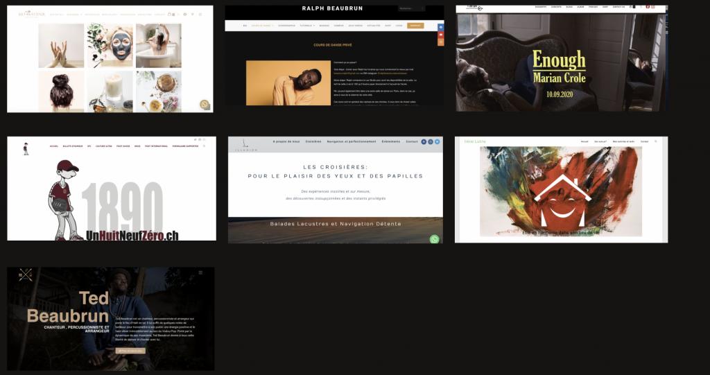Ted Beaubrun Genève - Websites Optimisés
