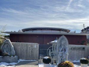 centre conférence bouddhiste genève HD
