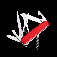 couteau suisse multifonction